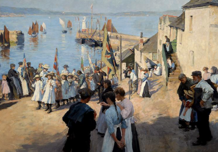 Stanhope Forbes: Father of the Newlyn School
